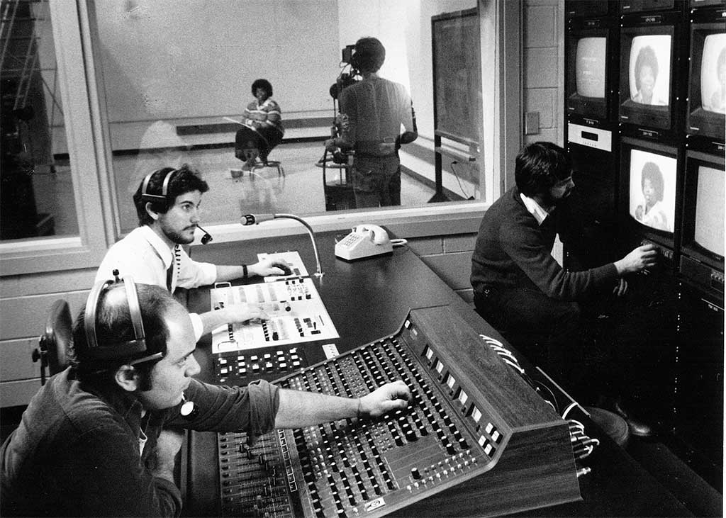 t studio production program in the 1970's