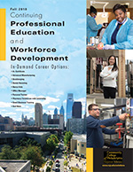 Download the Fall 2018 Professional Development Catalog