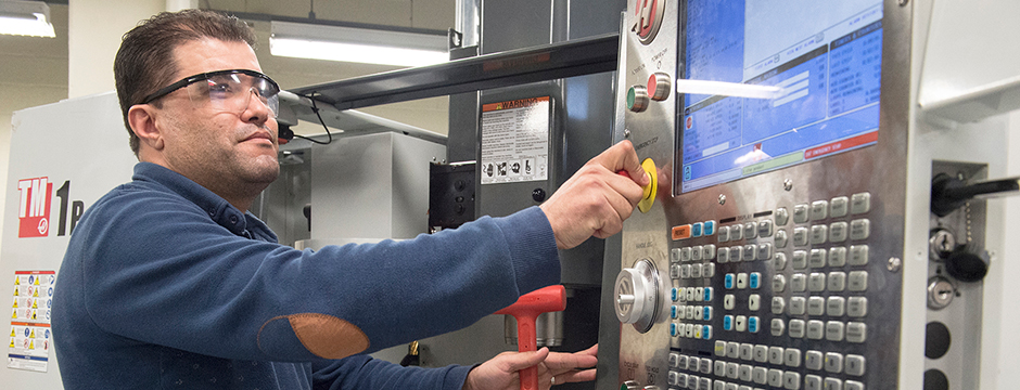 Cnc Precision Machining Technology
