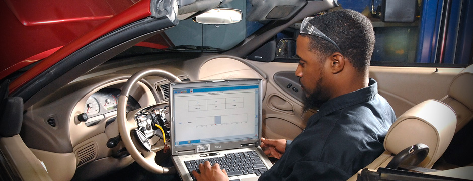 Automotive Technology Degree Program | Community College ...