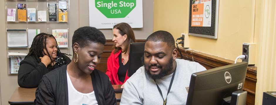 Single Stop Community College Of Philadelphia