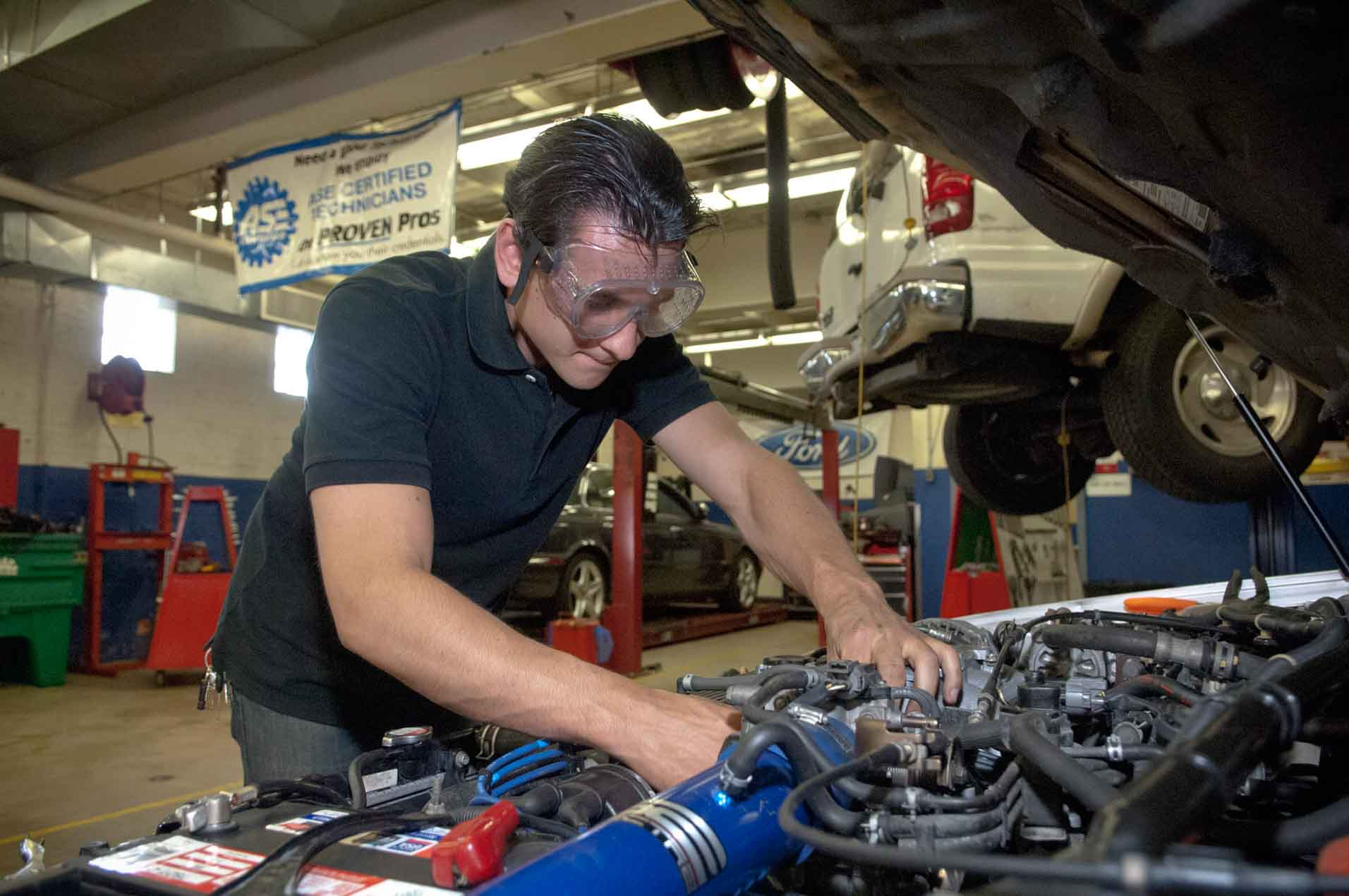Automotive Technology | Community College of Philadelphia