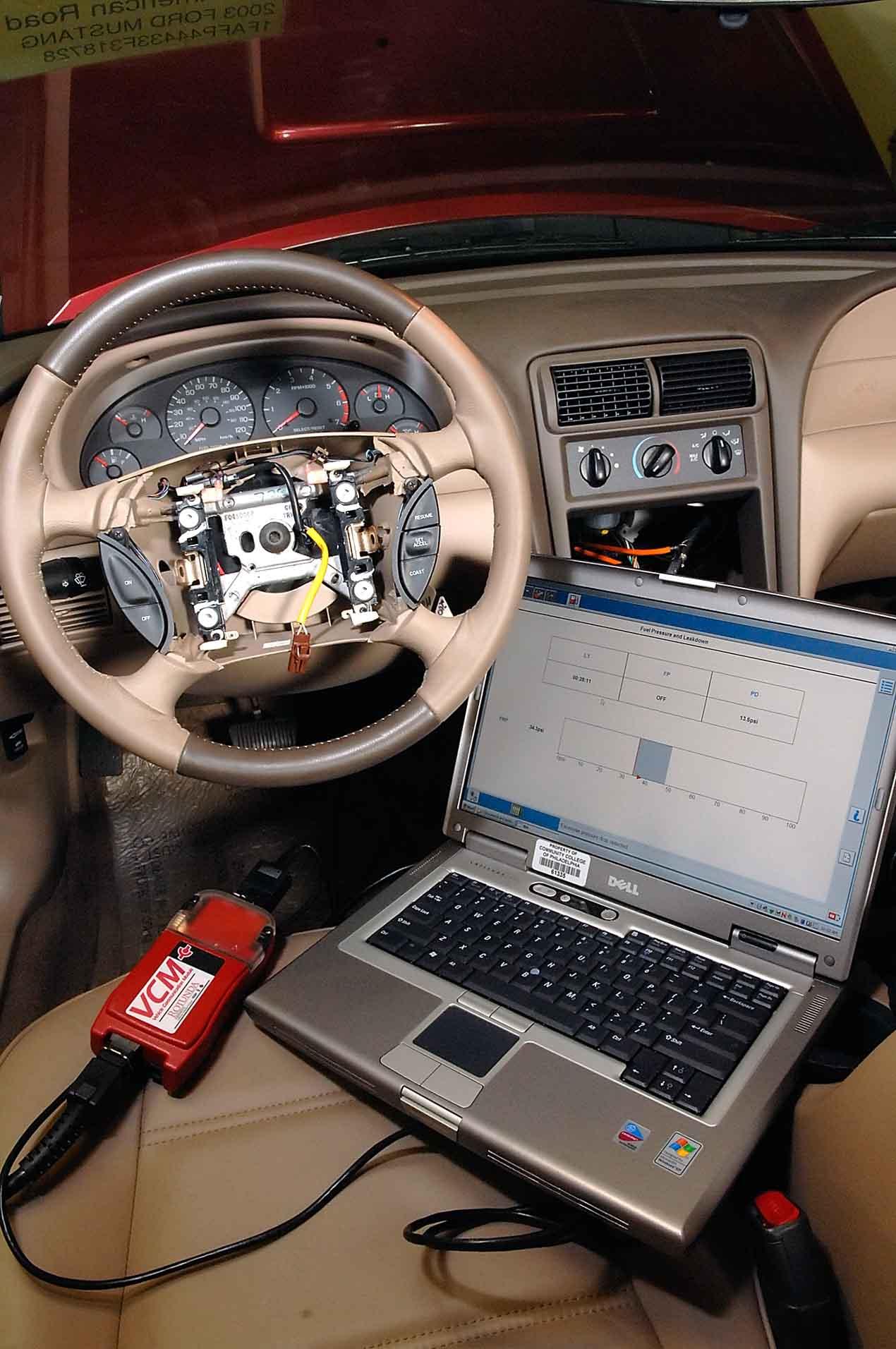 technology automotive sequence tech community automobile completion courses
