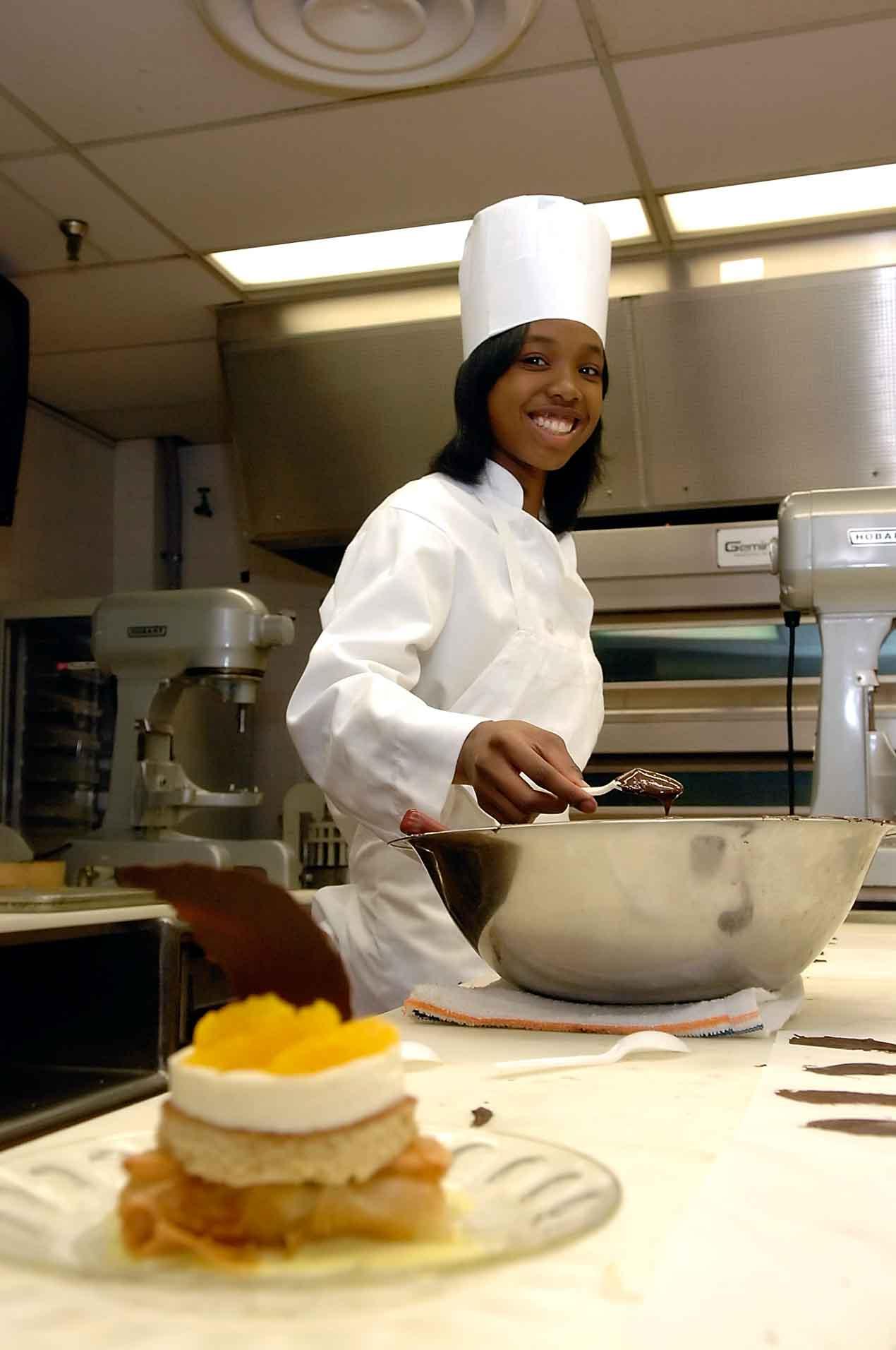 Culinary Arts Community College Of Philadelphia