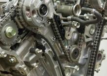 Automotive Technology equipment at CCP.