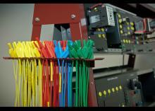 Lab equipment at Community College of Philadelphia.