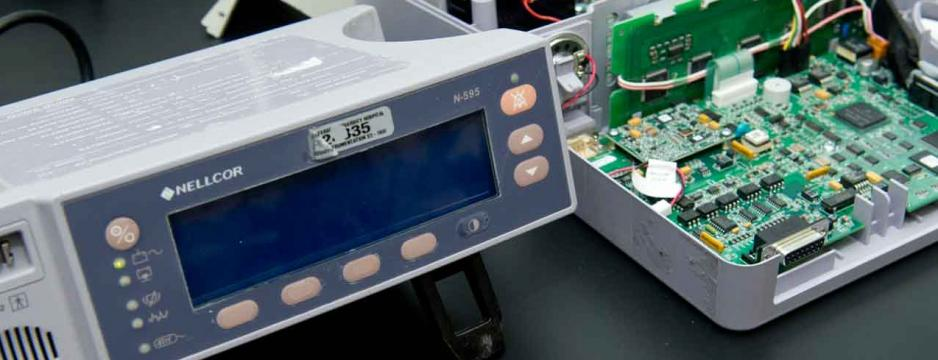 Medical electronic equipment